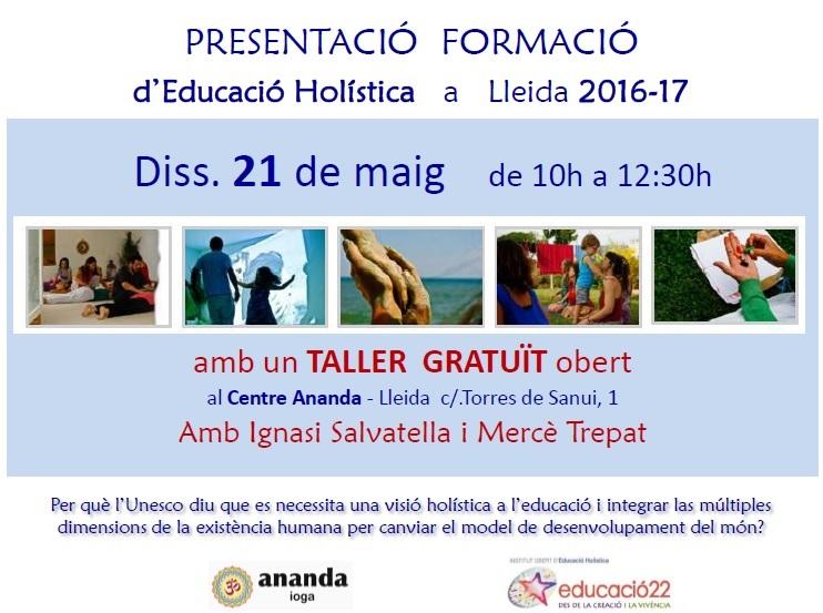 Presentacio 21 MAIG 16 LLEIDA_v2
