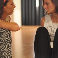 Delfina Varela i Samia Lyamouri