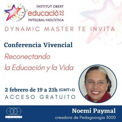 conferencia vivencial